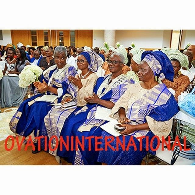 Olowolafe wedding