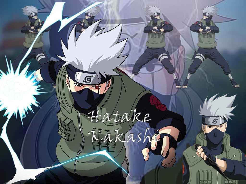 Blog do hacker - Kakashi sensei wallpaper ...