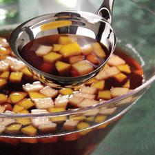 Receita de Ponche – refrigerante natural