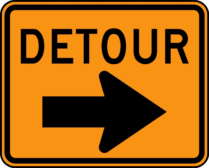 Running of The Elk Traffic, Detour Advisory – This Sunday