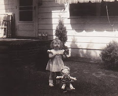 "CAROL SUE PUSHING ""BETTY"" DOLL"
