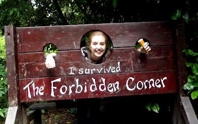 Forbidden Corner, Yorkshire.