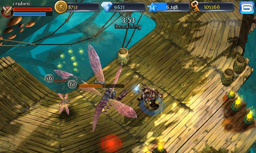 Dungeon Hunter 3 wvga apk and sd data: Android HD Games free downloads ...
