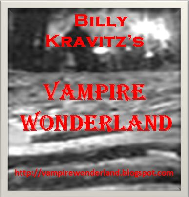 Billy Kravitz&#39; vampire wonderland