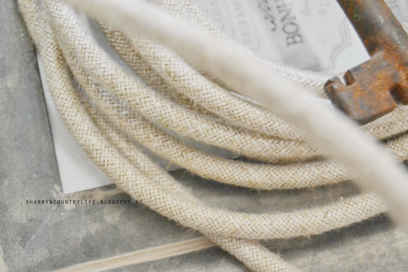 D-ECO.it { Creative Cables } - shabby&countrylife.blogspot.it