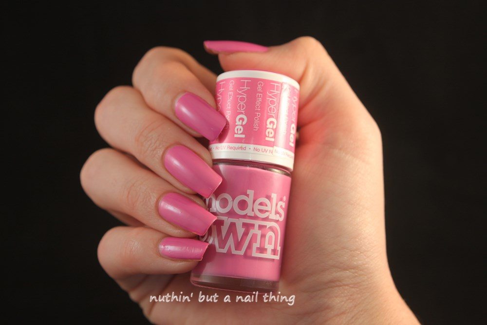 Models Own Hypergel Collection New Colours Persian Pink