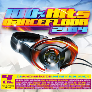 CD 100% Hits Dancefloor 2014 download baixar torrent