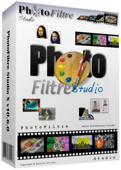 PhotoFiltre Studio التأثيرات الصور,2013 PhotoFiltre Studio.j