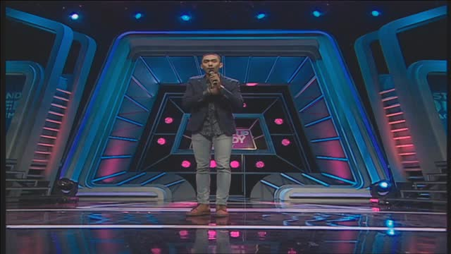UUS di Stand Up Comedy Academy Indosiar