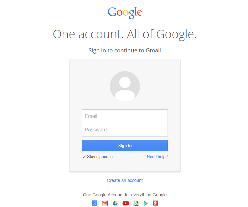 free gmail account creation  »  9 Image » Creative..!