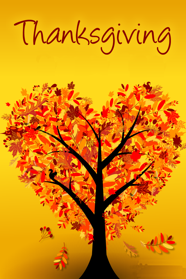 FREE Download Thanksgiving iPhone 4S Wallpapers ...