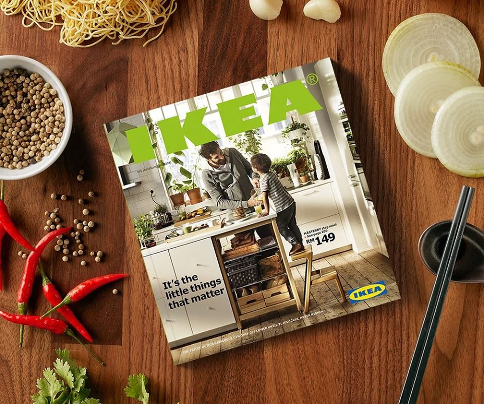 Ikea Free 2016 Ikea Catalogue Giveaway Deliver To Your