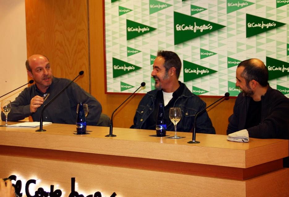 Joan Vizcarra, Jordi Riera, Kap