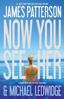 Review: Now You See Her by James Patterson