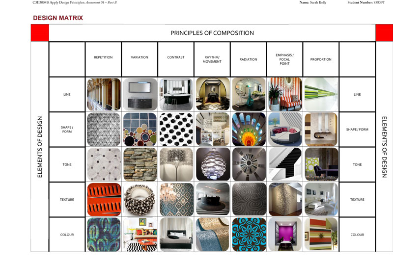 Interiors C3id004b Analyse Design Elements And Principles Assessment 01