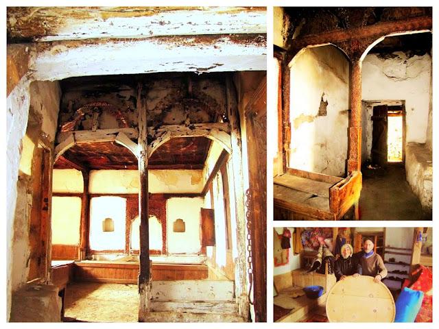 Hüseyin Taştan'ın Tarihi Evi