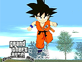 GTA Dragon Ball Z Mod
