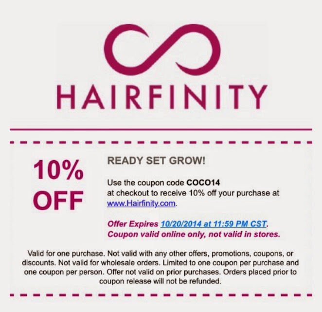 Hairfinity coupon code