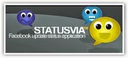 status via melalui