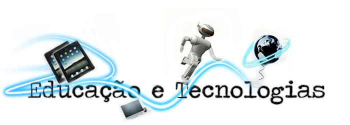 Educação e Tecnologias - Pedagogos da UFPB