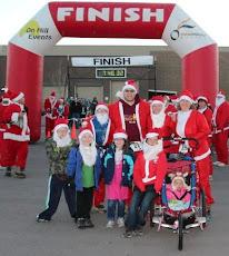 Race #9 - Santa Run 5K