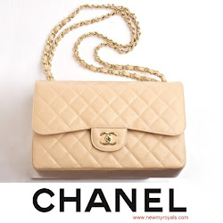 Queen Matxima Style CHANEL Coco Bags and NATAN Dresses
