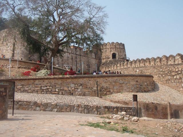 Jhansi Fort,Uttar Pradesh