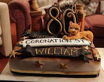 coronation street blog william roaches 80th birthday
