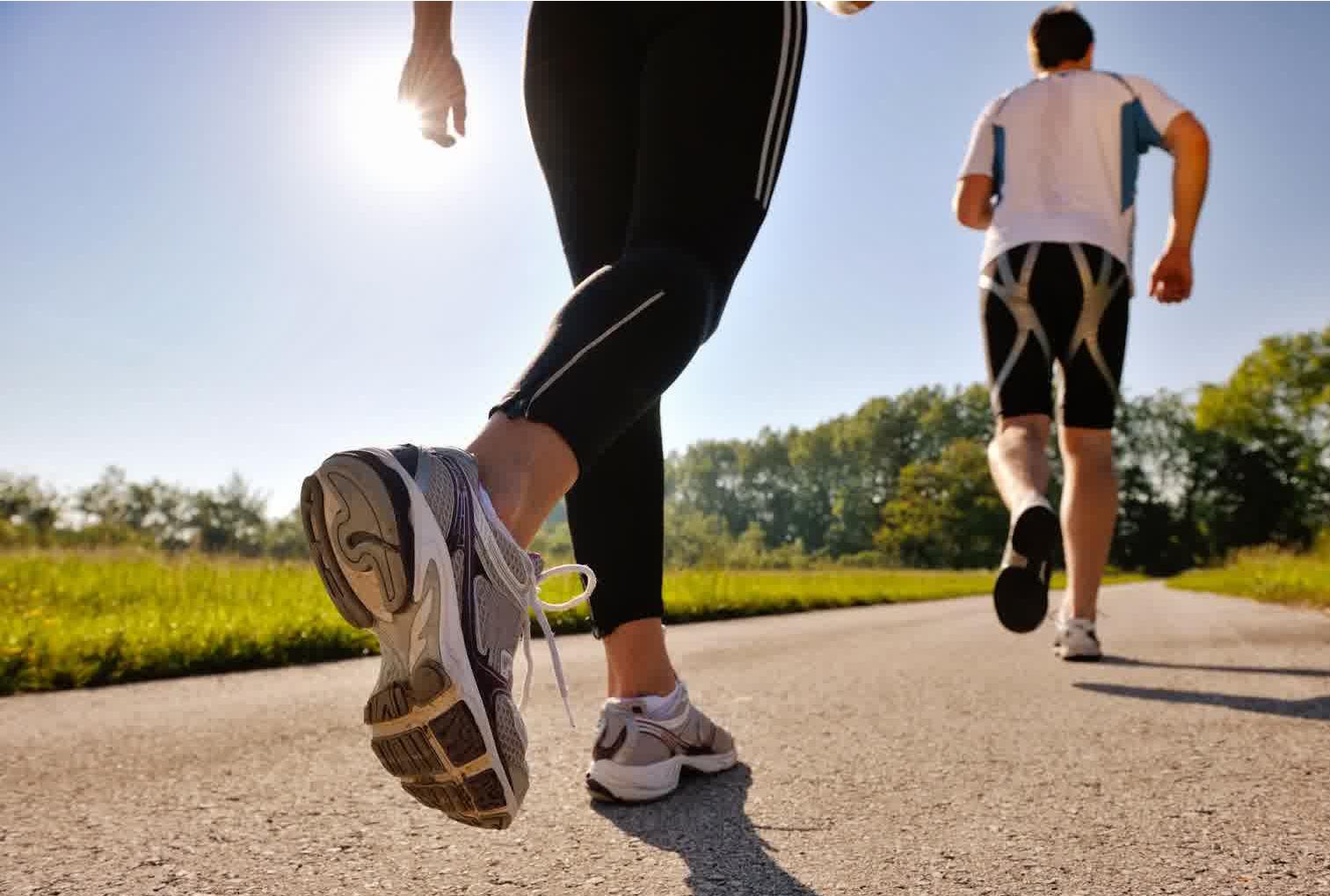 manfaat jogging untuk diet