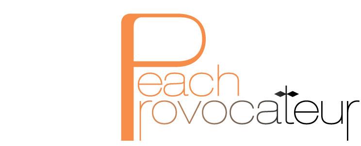 Peach Provocateur