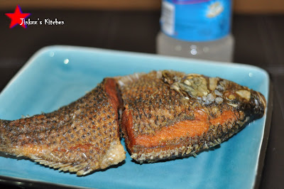 how to make sweet and sour tilapia