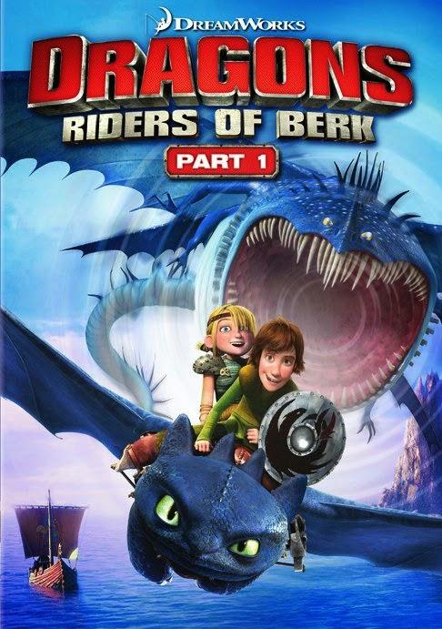 Dragon Riders of Berk Temporada 1