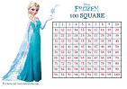 100 square grid