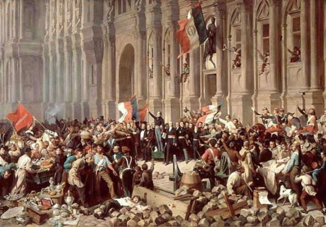 REVOLUCIONES LIBERALES. 1776 - 1848