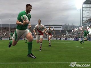 Rugby 08 PS2 - EA Sports