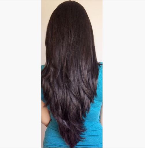 style rambut wanita panjang belakang