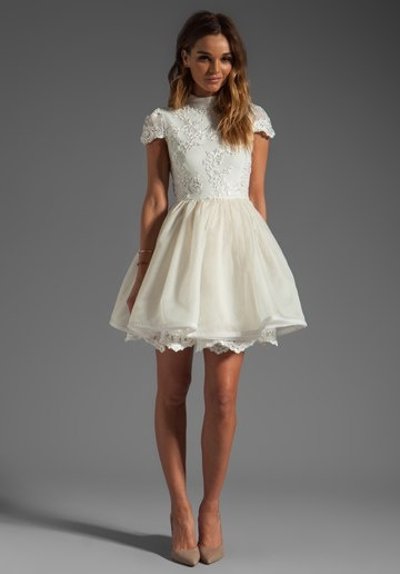 Love This Fancy Party Dress For An Engagement By Alice Olivia