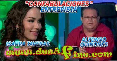 http://www.desafine.com/2013/12/isaura-taveras-entrevistada-por-alfonso.html