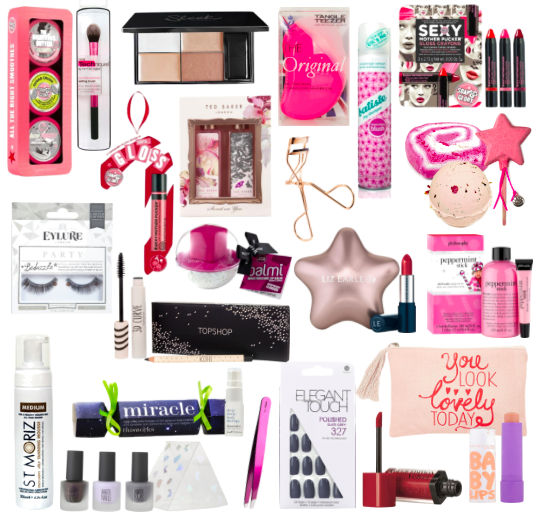 Christmas Gift Guide, Beauty Stocking Fillers, Christmas Gift Guide 2014