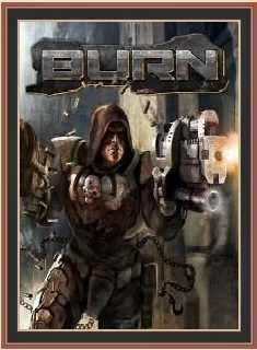 Burn Game Cover, Poster