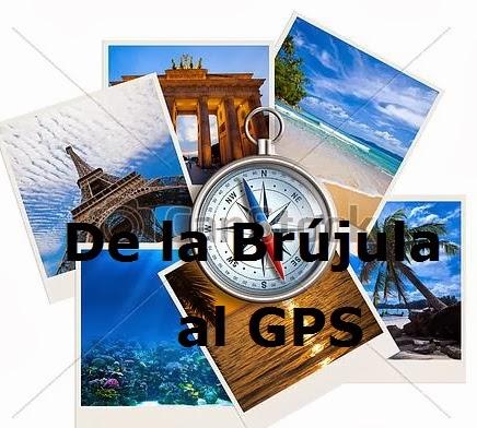 DE LA BRUJULA AL GPS