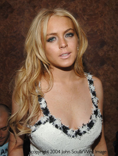 lindsay lohan hair colour. Lindsay Lohan*. Before. After