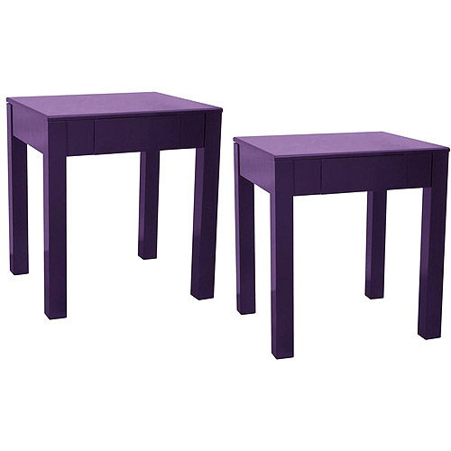 Cheap chic side tables for Inexpensive end tables