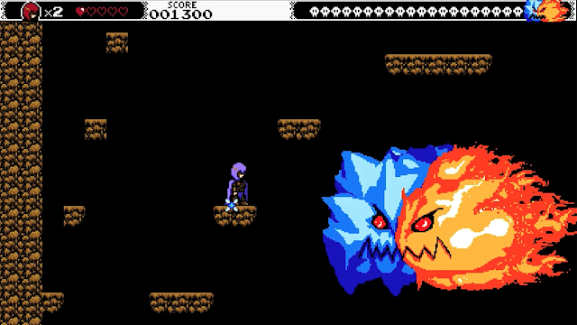 A Hole New World, un juego patrio a lo 8 bits que mira para Steam