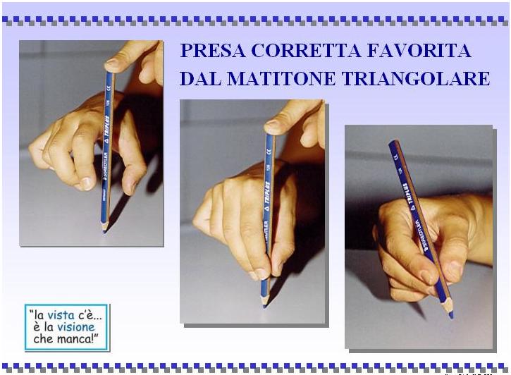 Esercizi per calligrafia