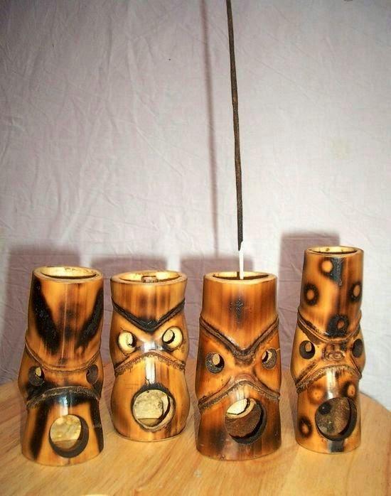 Kerajinan Tangan Dari Bambu, Aneka Kreasi Bambu 8