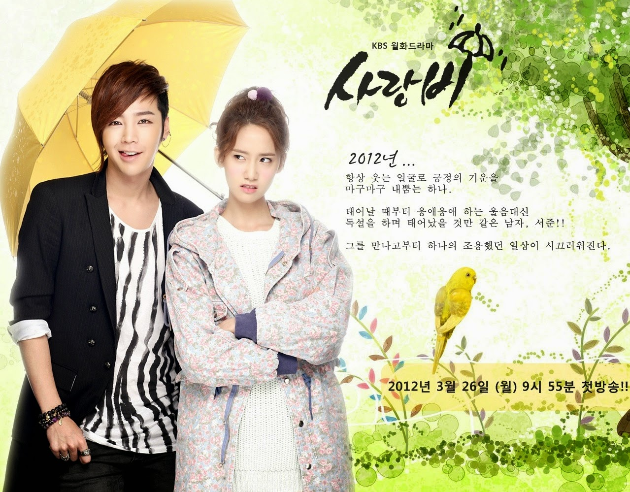 Sinopsis Love Rain Full Episode 1-20 Lengkap