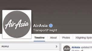 Lo que se sabe del avión de AirAsia que desapareció en Indonesia