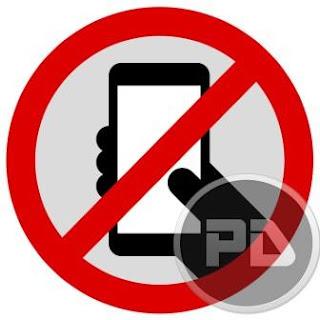 Jangan Sentuh atau Pakai Smartphone Kamu