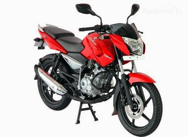 Bajaj motorcycle